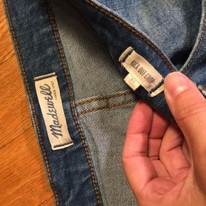 Madewell Jeans - Madewell Kick Out Crop Jeans 31